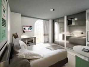 LILA studio apartment