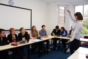 scuola di Inglese Bournemouth Eurocentres classi