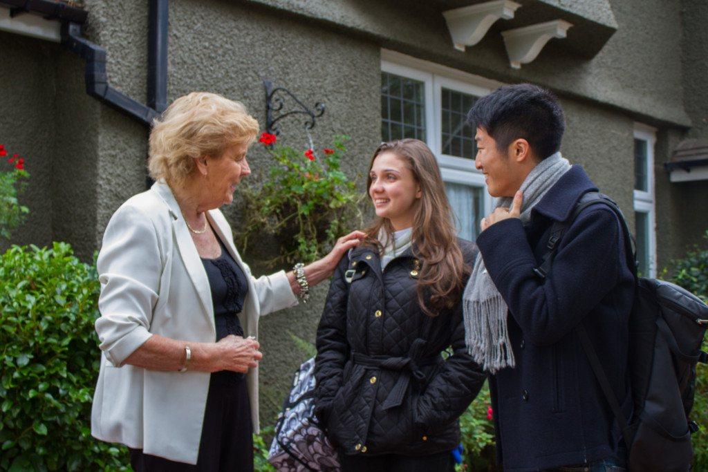 alloggio in Famiglia in Inghilterra - TFS Soggiorni Linguitici