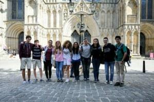 Vacanza studio in famiglia a York