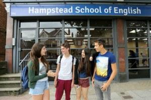 Londra Hampstead giovani