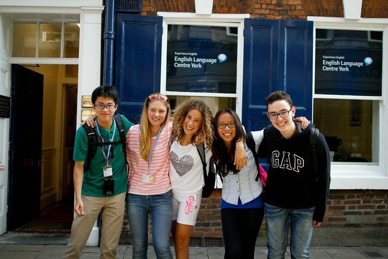 Vacanza studio a York in Famiglia scuola