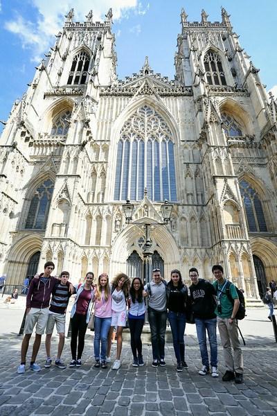 Vacanza studio a York in Famiglia studenti