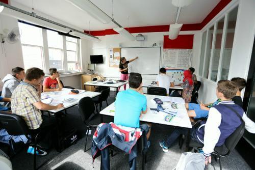Soggiorno Studio_Inglese_Studenti Manchester