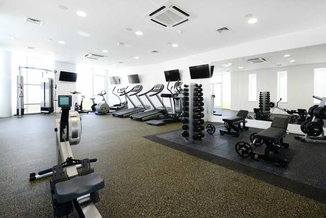 Gym Apollo Adult Residence
