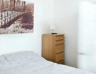 Shared Acc London Central Bedroom