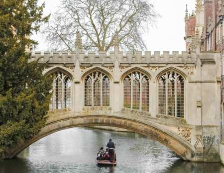 corsi di inglese a Cambridge