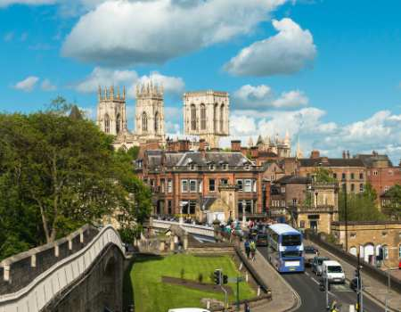 studiare inglese a York