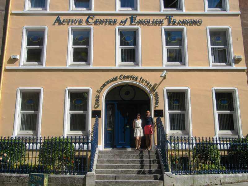 ACET Cork Building outside