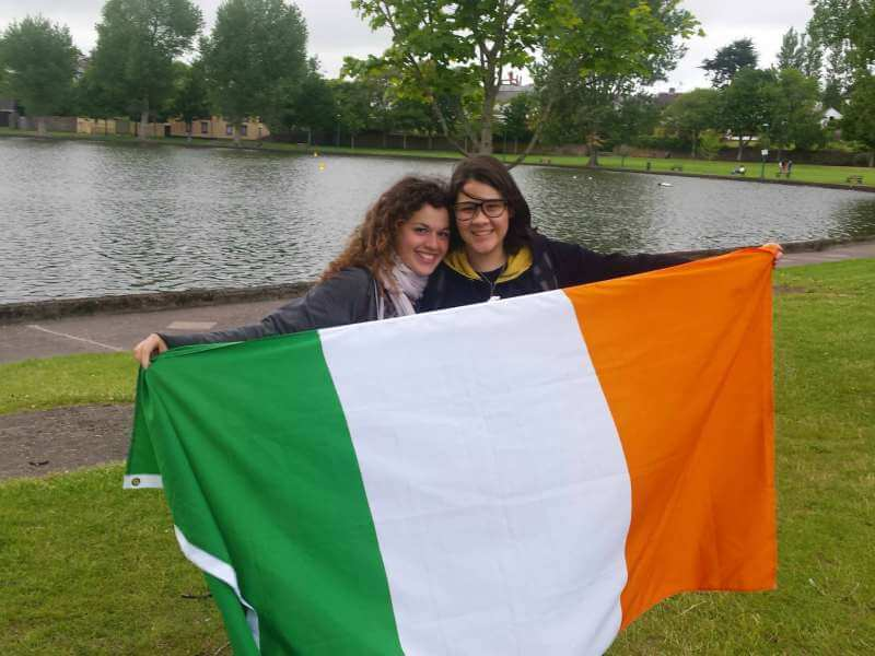 ACET Cork Flag