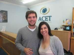 ACET Cork Reception