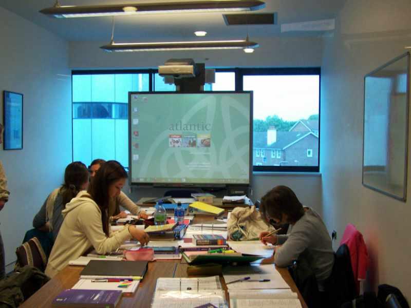 Atlantic Galway School classe