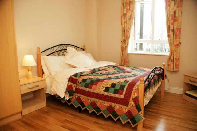 Atlantic Galway gort na Coiribe bedroom