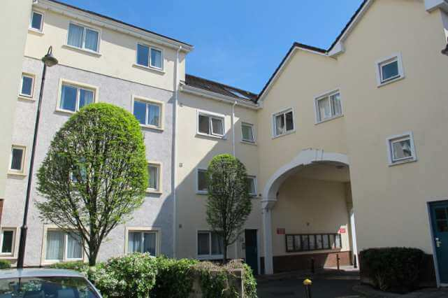 CEC Cork Accommodation Residence Building
