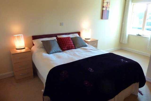 CEC Cork Appartamento privato bedroom