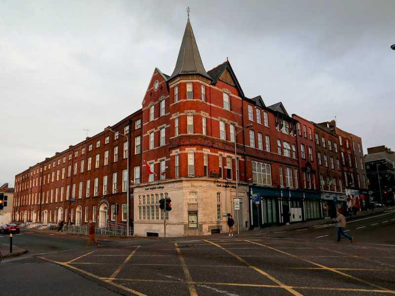 CEC Cork Inglese Building