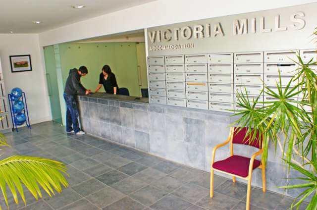 Victoria Mills reception