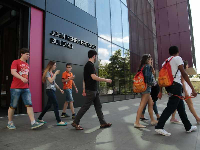 Vacanza studio Oxford in college per ragazzi e juniors