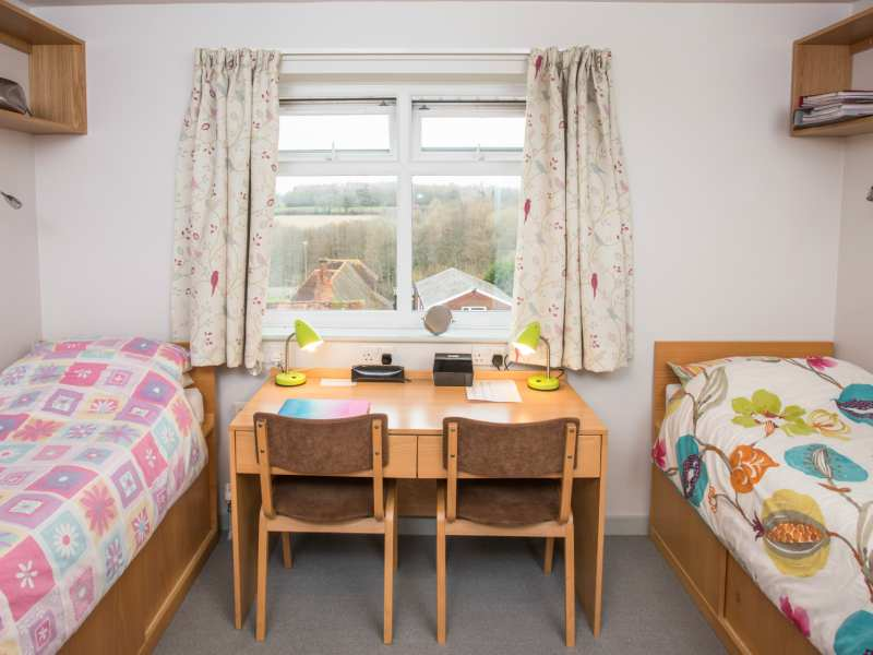Ardingly College_residence_bedroom