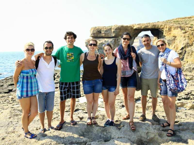 IELS Gozo_scuola di Inglese_Spiaggia
