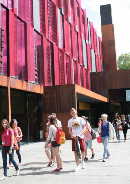Vacanza studio a Oxford in college per ragazzi campus