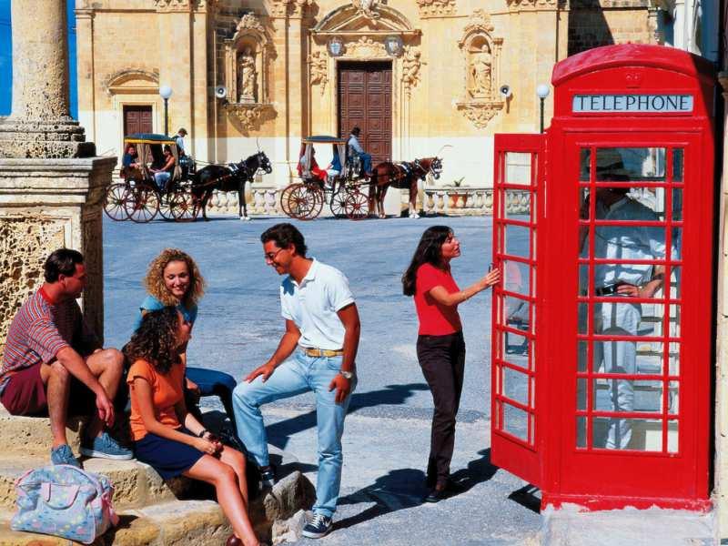 Scuola di Inglese IELS Gozo_citta'