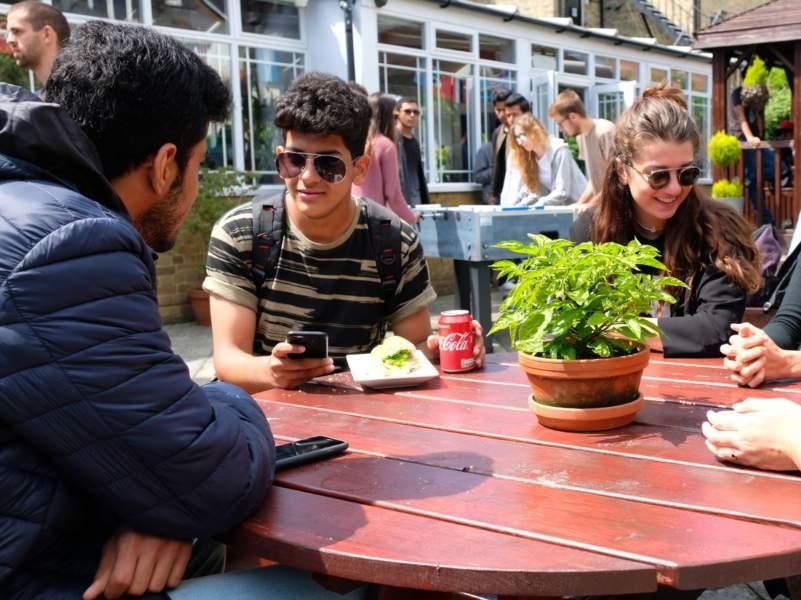 Brighton - Junior Programme - Caffetteria Studenti
