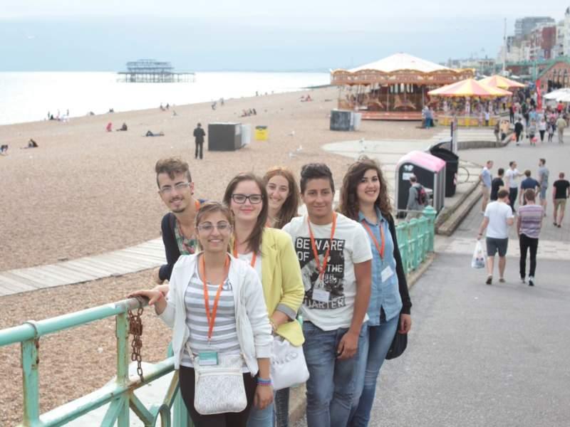Brighton - Junior Programme - Studenti 1