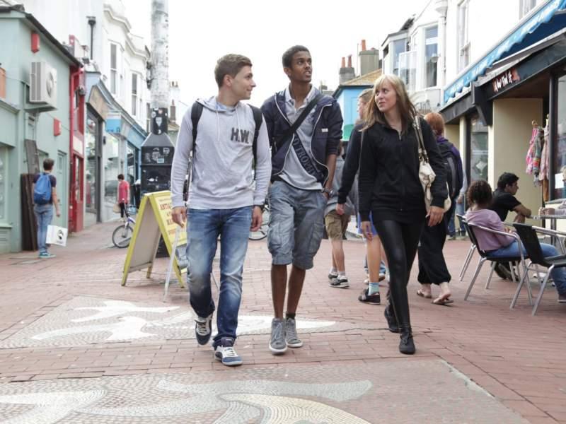 Brighton - Junior Programme - Studenti Sunday trip