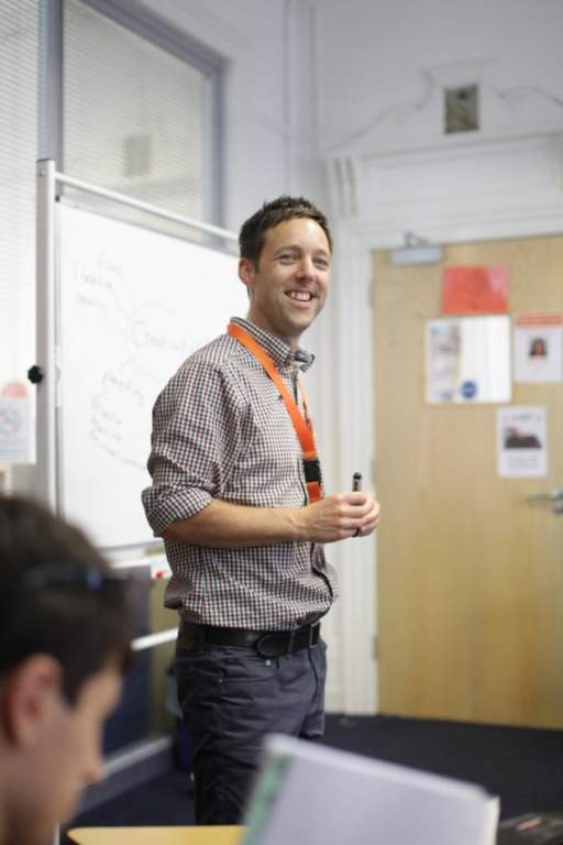 Brighton - Junior Programme - teacher