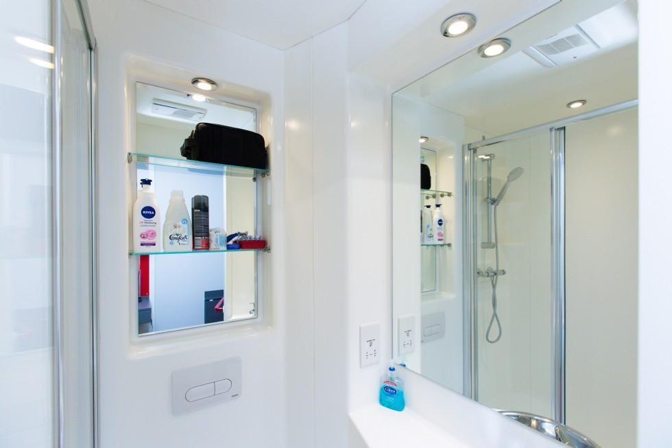 Cambridge_Acc_Study Inn Residence_Bathroom_