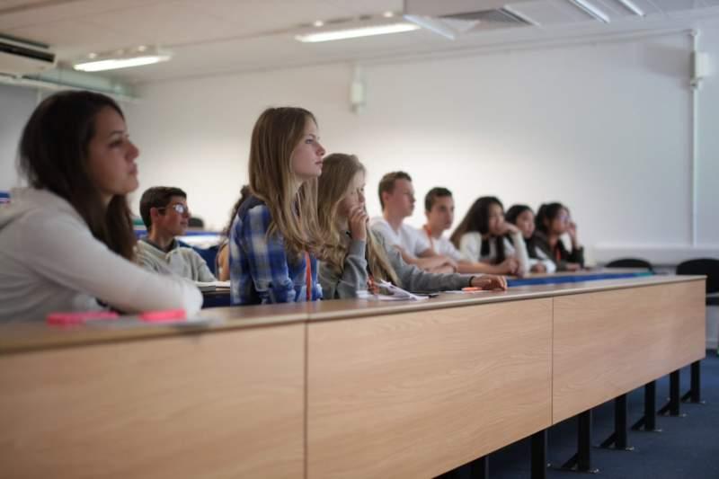 Viaggio Studio Oxford Lezione