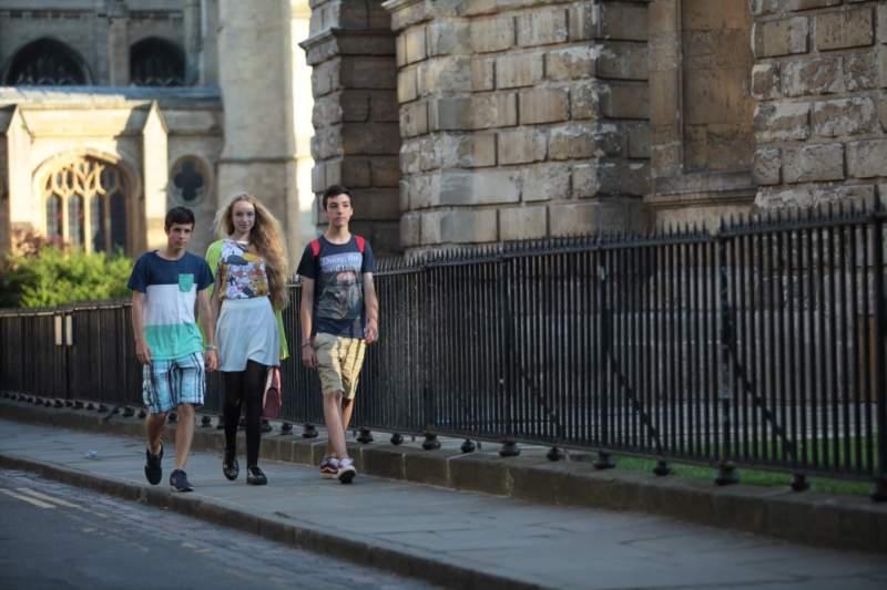Viaggio Studio Oxford Studenti