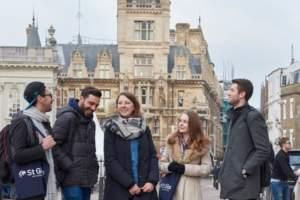 Cambridge St Giles Scuola