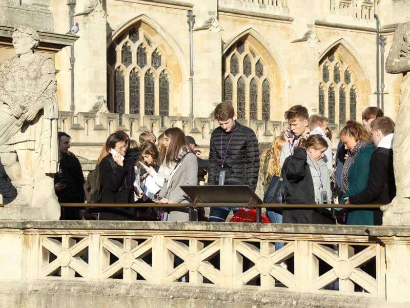 Bristol IH studenti