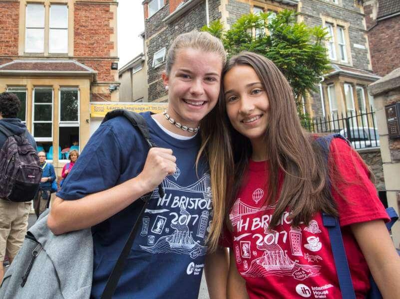 Studenti Bristol IH