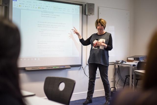 London-Eurocentres-lezioni-in-aula