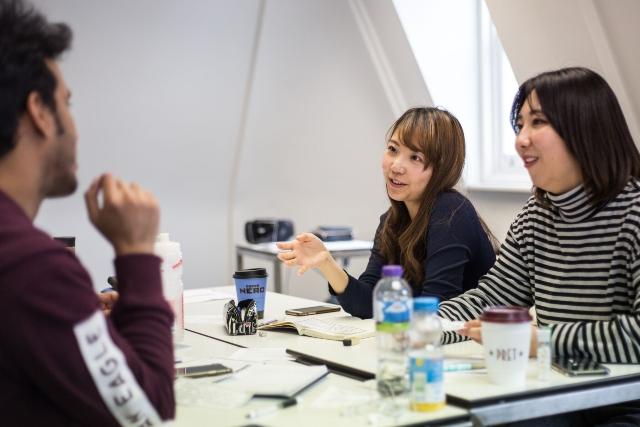 London-Eurocentres-studenti-mix-nazionalità