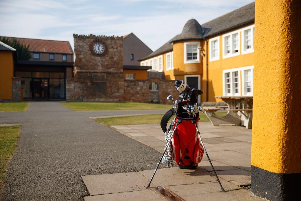 Vacanza studio Edimburgo ragazzi golf