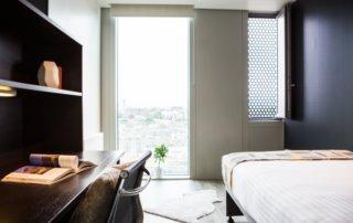 Superior Chapter King Cross EC Londra 30 Reception Appartamento premium vista citta'