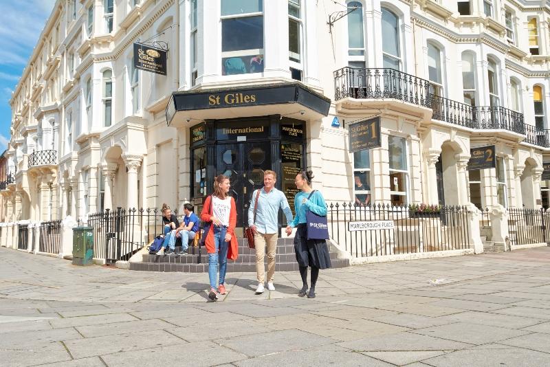 studiare inglese a Brighton