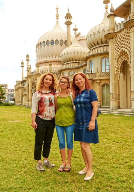 Brighton Vacanza studio per famiglie