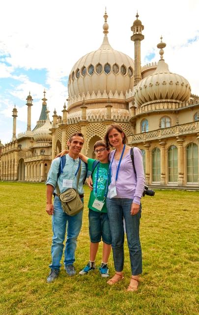 Corsi di Inglese per famiglie a Brighton
