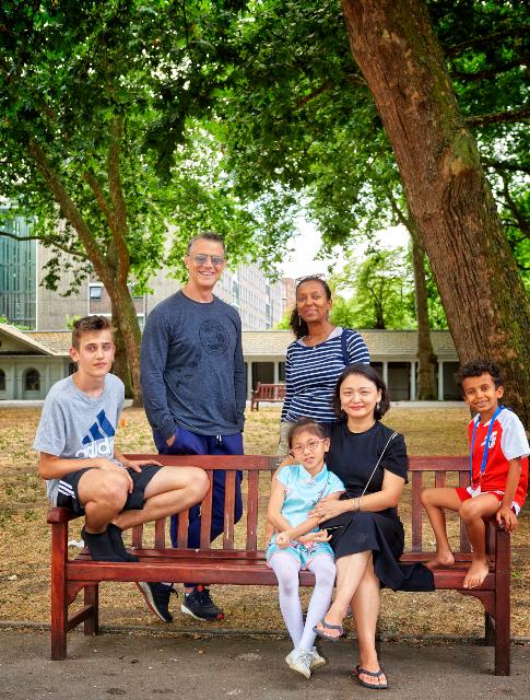 Corsi di Inglese per famiglie a Brighton viaggio studio