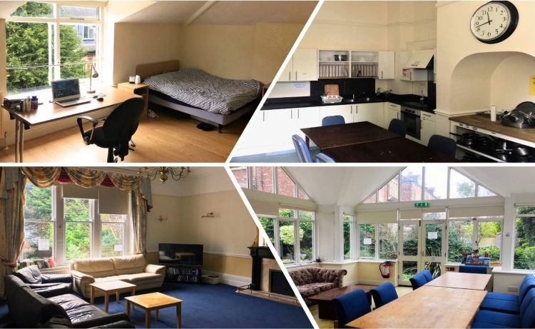 alloggi per studenti a Bristol st_johns_house